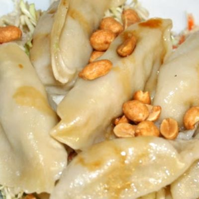 Pan Fried Asian Dumplings