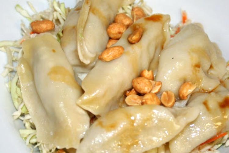 asian dumplings recipe