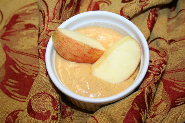 pumpkin cream cheese dip recipe with gingersnaps