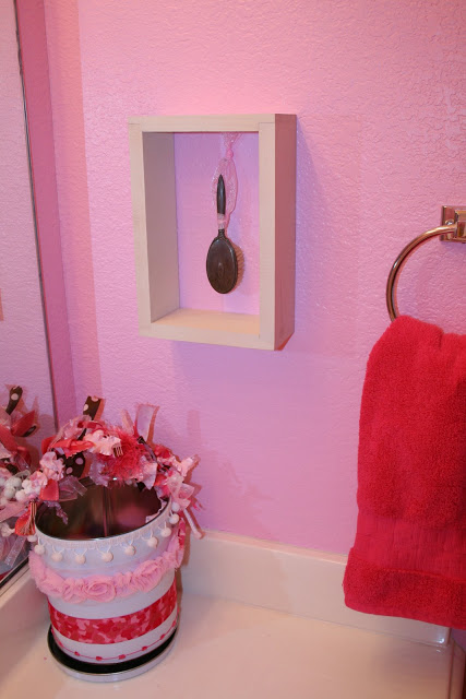 pink bathroom for girls