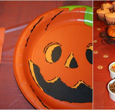 A Halloween Harvest Party for Kids
