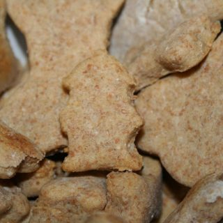 Dog biscuits for furry friends