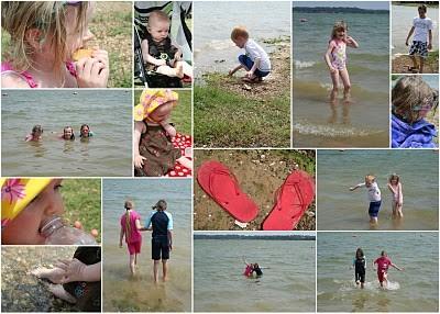 Lake Lewisville Fun