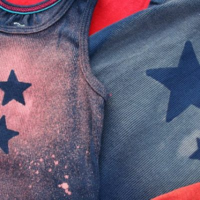 Bleached Star Shirts