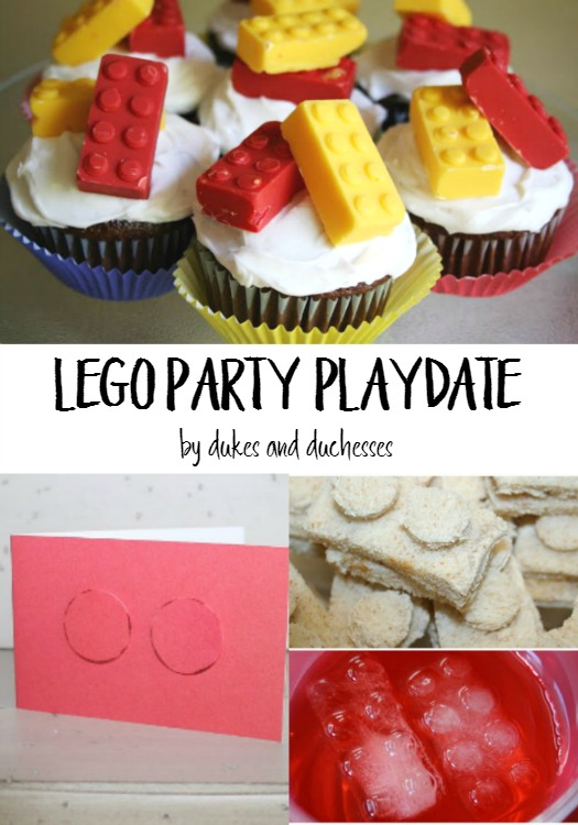 lego party playdate