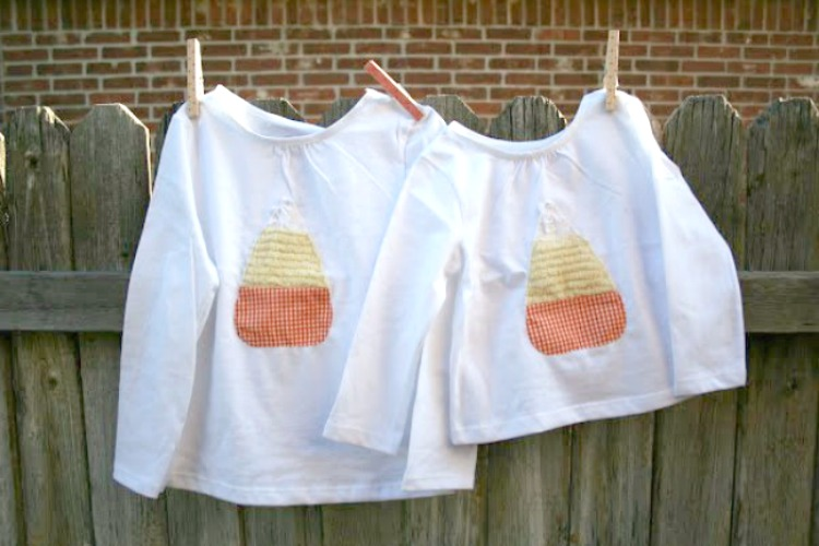 candy corn shirts for halloween
