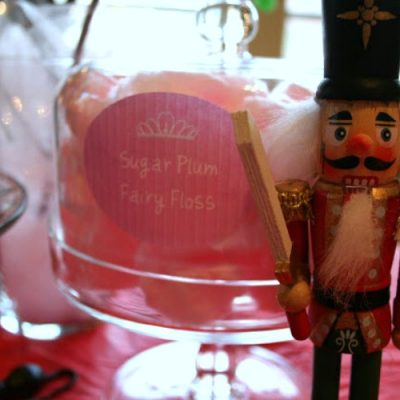 Nutcracker Tea Party Ideas