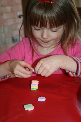 Playgroup :: a valentine party