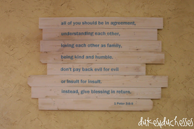 family Scripture verse