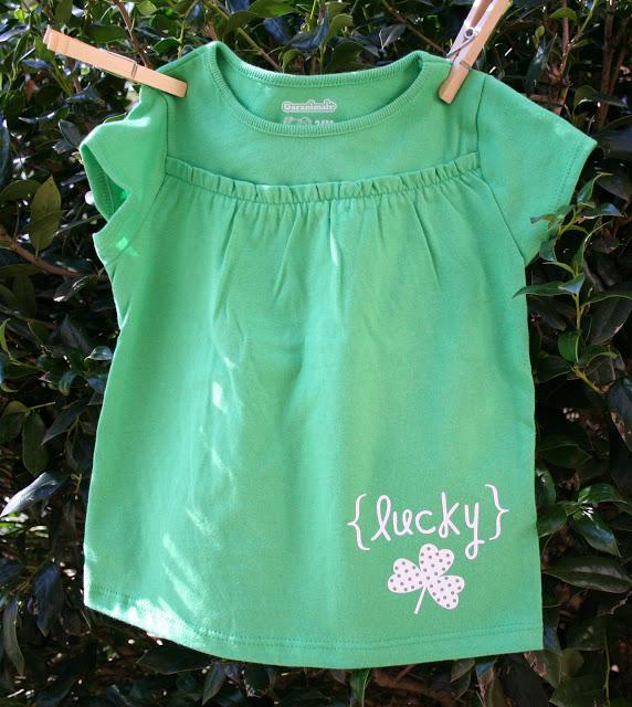 St. Patrick's Day shirt