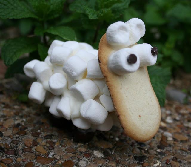 marshmallow sheep