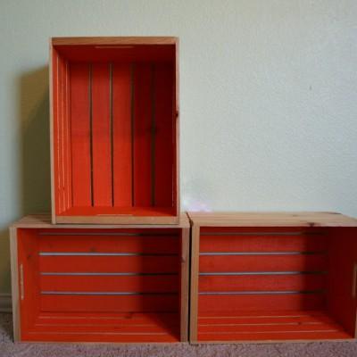 IKEA Inspired Shelves