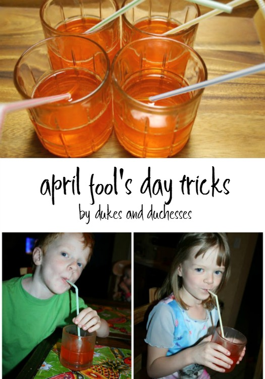 april fool's day tricks