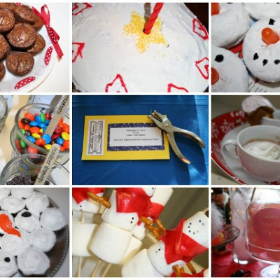 Christmas in July :: Entertaining