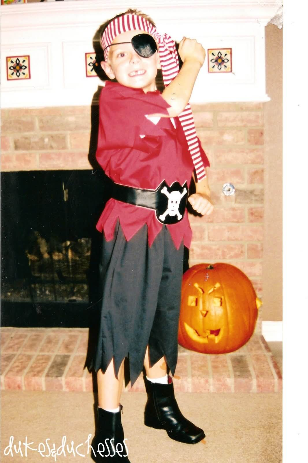 Homemade Halloween Costumes - Dukes and Duchesses