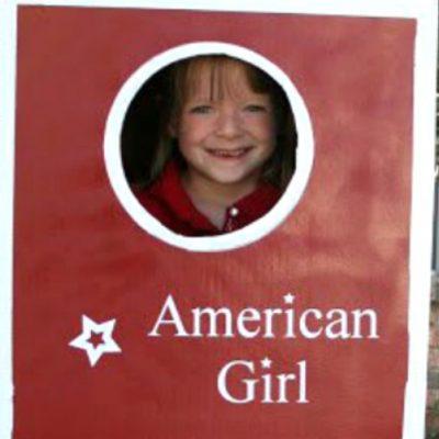 American Girl Costume