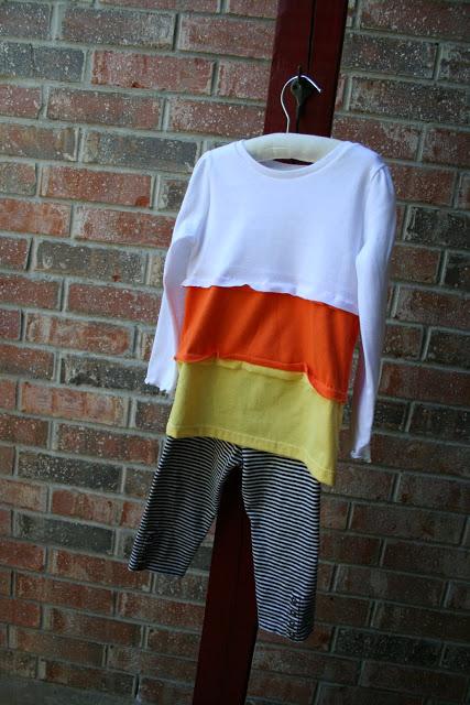candy corn shirt Halloween