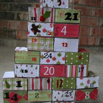 The 24 Days of Service Advent Calendar