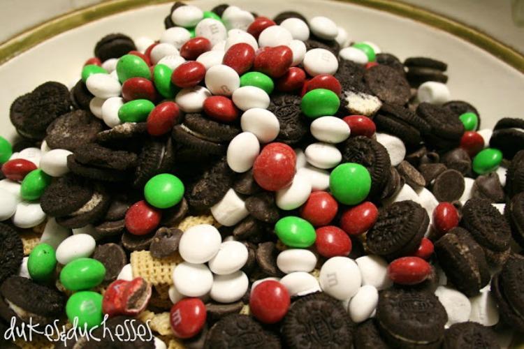 easy snack mix gift idea