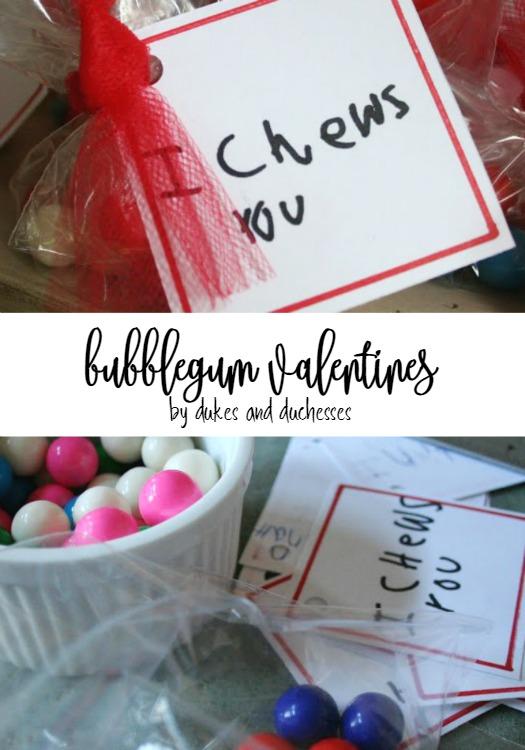bubblegum valentines