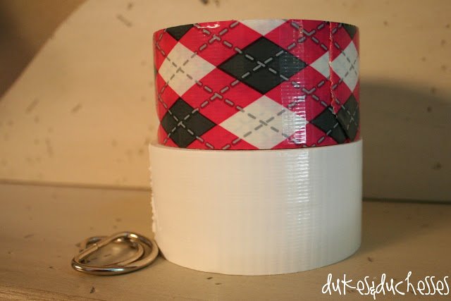 duct tape belt - Duck Brand