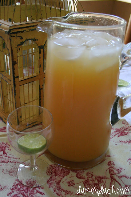 For Brunch :: Citrus Cooler
