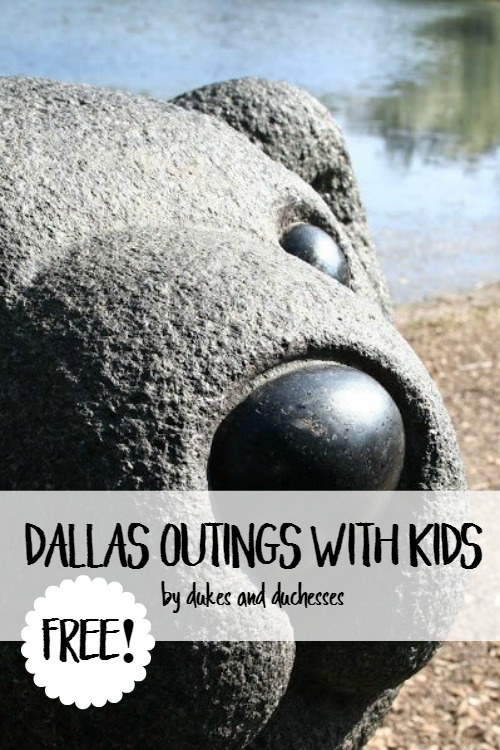 free dallas outings with kids