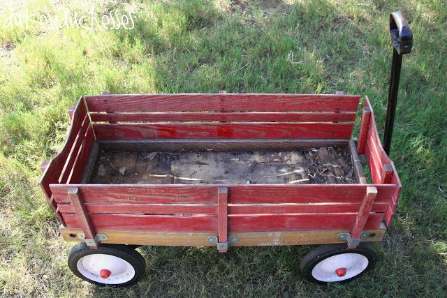 The Vintage Wagon Restoration