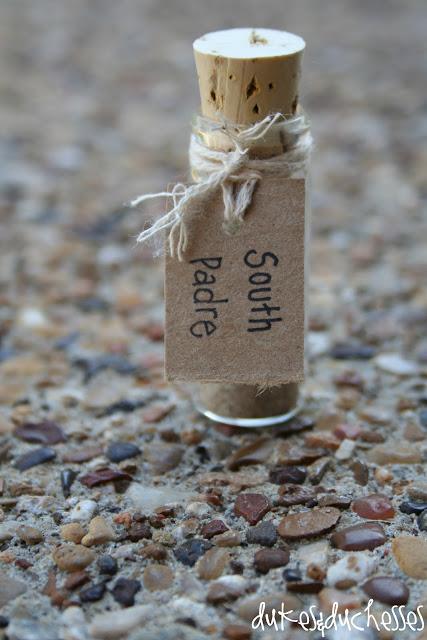 A Beach Souvenir