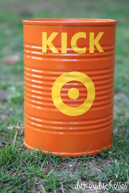 kick then can