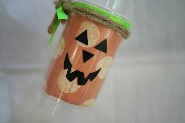 pumpkin push pops filled with candy #IAmASmartie