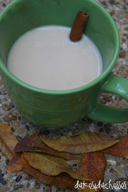 pumpkin chai tea recipe