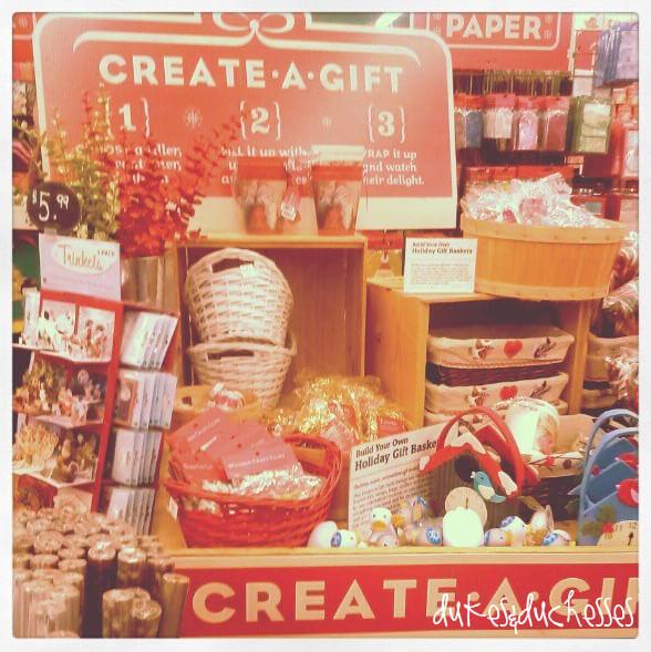 Sharing the Joy Gift Basket #WorldMarket_Joy