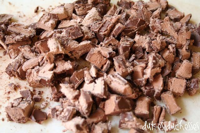 Musketeers Bundt Cake