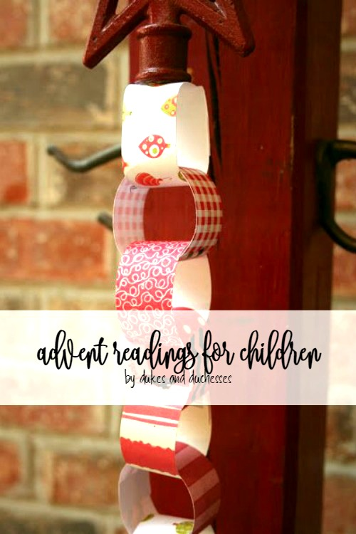 advent readings for children