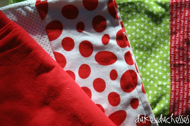 fabric for christmas pajamas