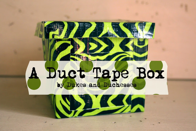 duct tape box Duck Brand Duck Tape