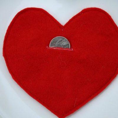 Piggy Bank Valentine