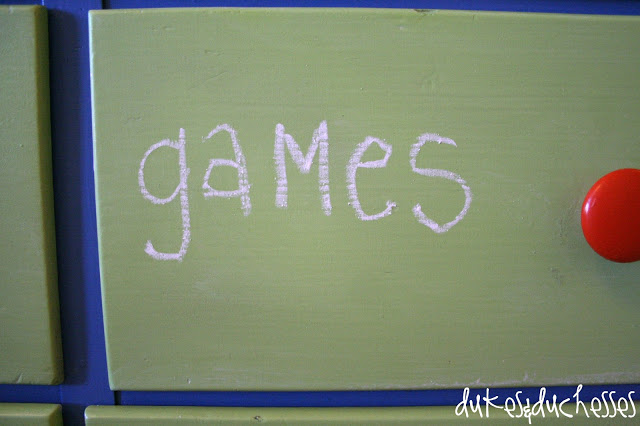 game dresser, DecoArt Clear Chalkboard Coating