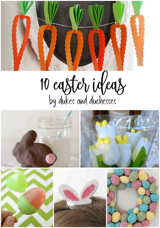 10 easter ideas and inspiration