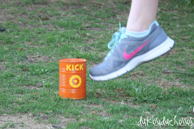 Back to Basics :: Kick the Can