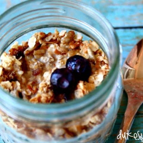 simple homemade granola recipe