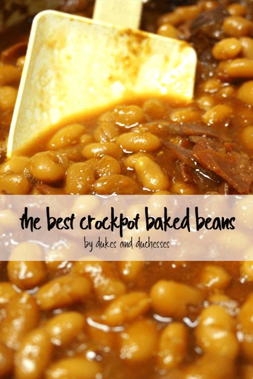 best crockpot baked beans