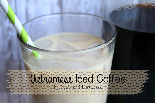 Here's how you make the perfect Vietnamese Iced Coffee.