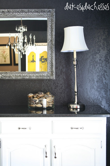 home tour :: dining room