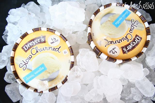 Dreyer's Slow Churned ice cream