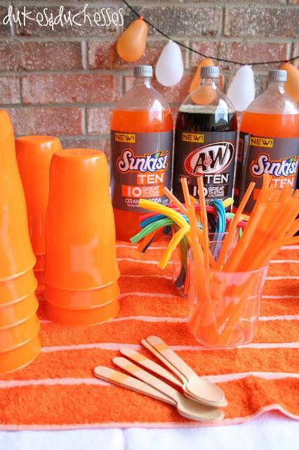 ice cream float party #IceCreamFloat