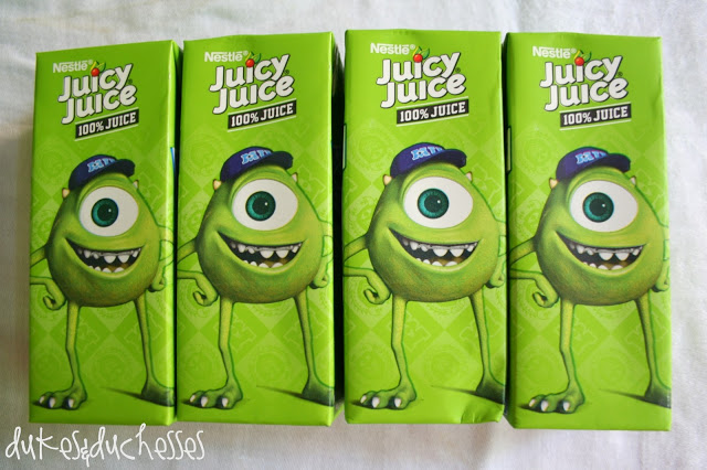 Juicy Juice Disney drink