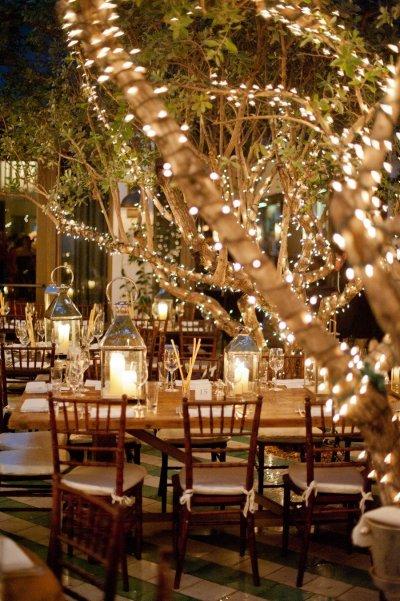 Night in White Social Club Dinner