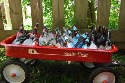 10 ways to repurpose an old wagon